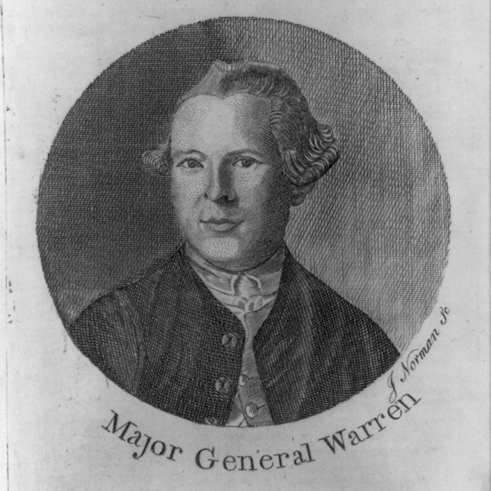 On June 17, 1775, General Joseph Warren and the American troops displayed their mettle in the Battle of Bunker Hill during the siege of Boston. [1]