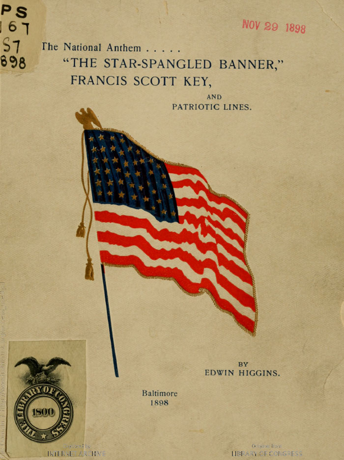 "Francis Scott Key: Author of the ""Star-Spangled Banner."""
