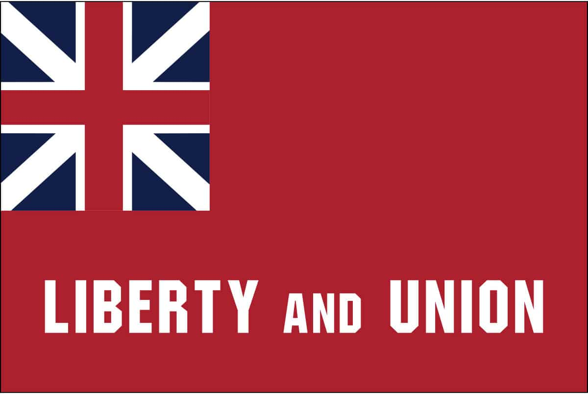 Taunton Flag: The flag of Taunton, Massachusetts, also known as the Taunton Flag and the Liberty and Union Flag, is the city flag of Taunton, Massachusetts, United States. The flag was first adopted in 1774 and has since been adopted as the flag of Taunton.