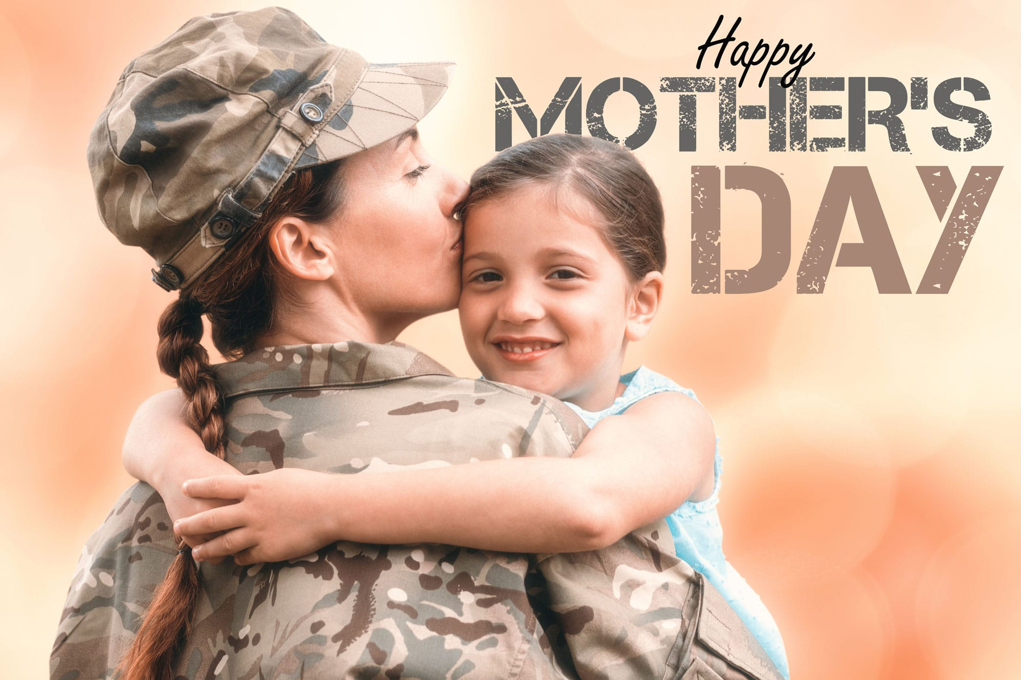 Happy Mother's Day :: May your day be as special as you are!