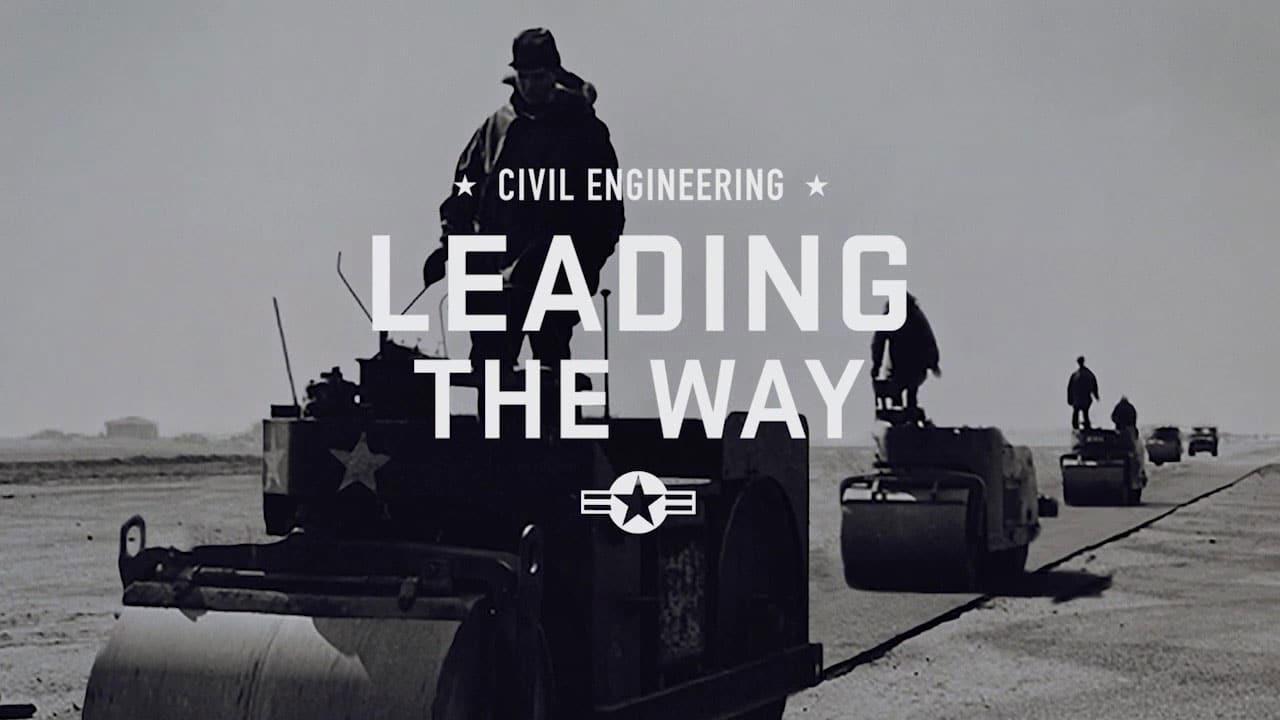 Air Force Civil Engineers... Lead the Way!