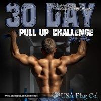 30 Day Pull Up Challenge for Men