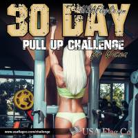 30 Day Pull Up Challenge for Women