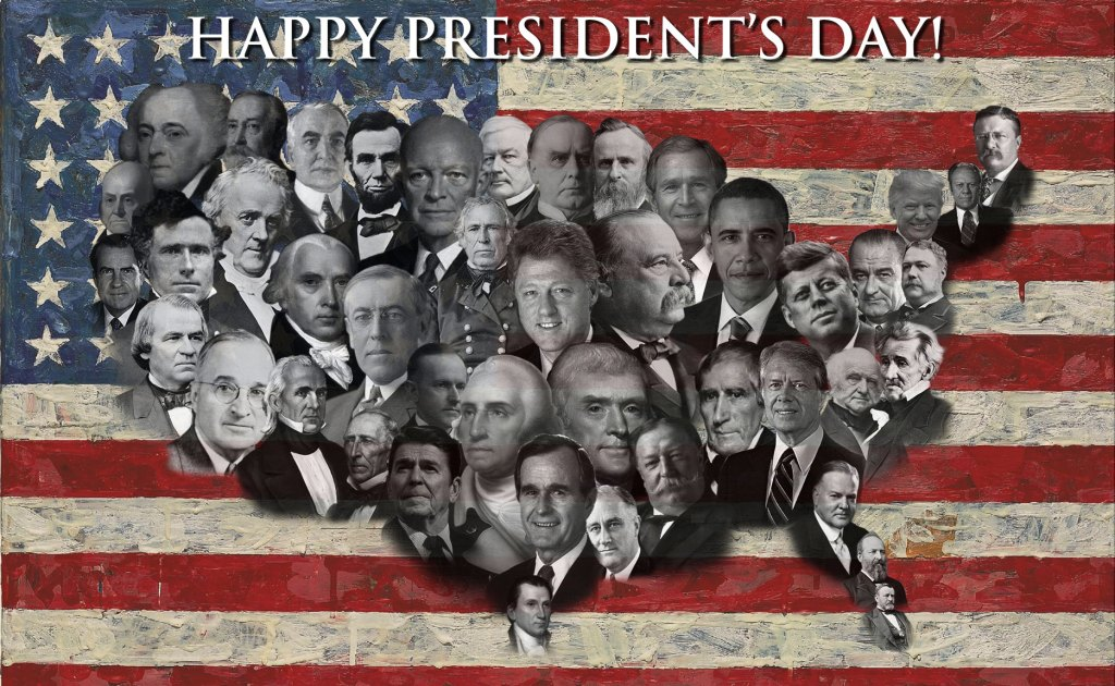 Celebrating all U.S. Presidents past and present.