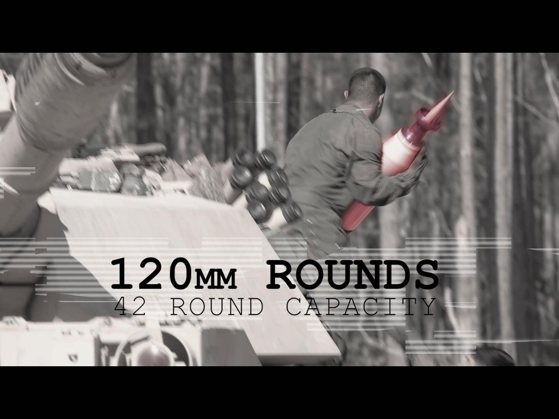 M1A1 Abrams Battle Tank: Jet Turbines, Uranium, and High Explosives