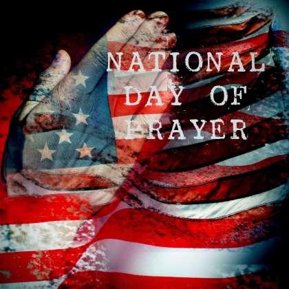 Happy National Day of Prayer