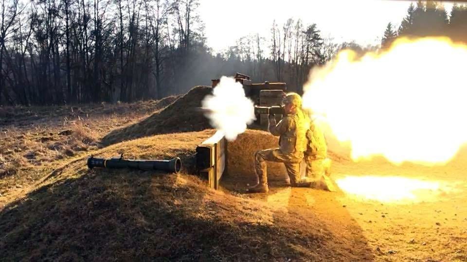 173rd Airborne AT4 Live-Fire Range