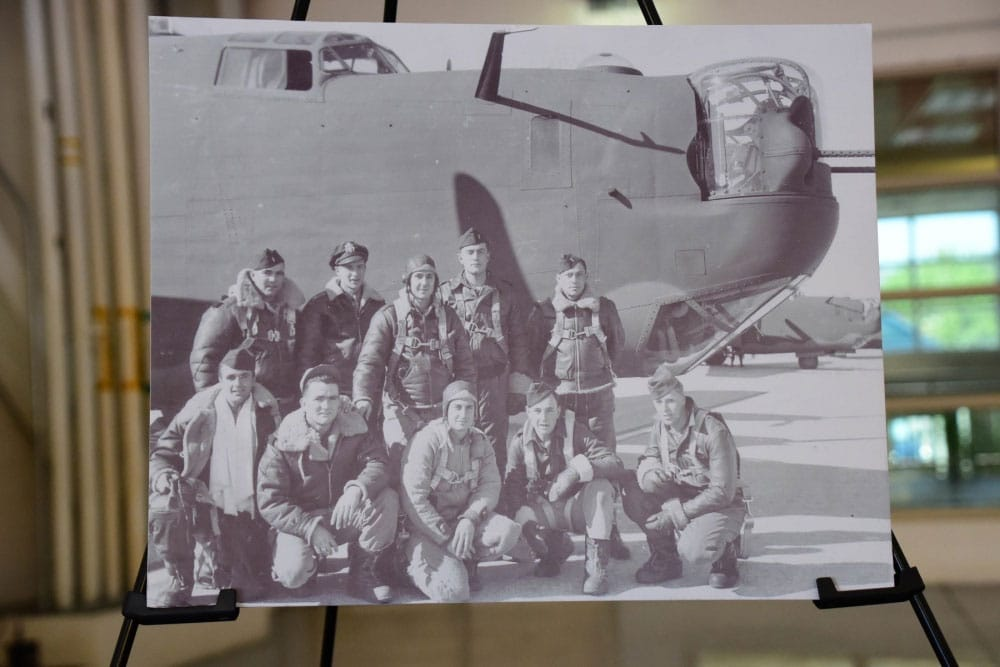 B17 and B24 Bomber Pilots