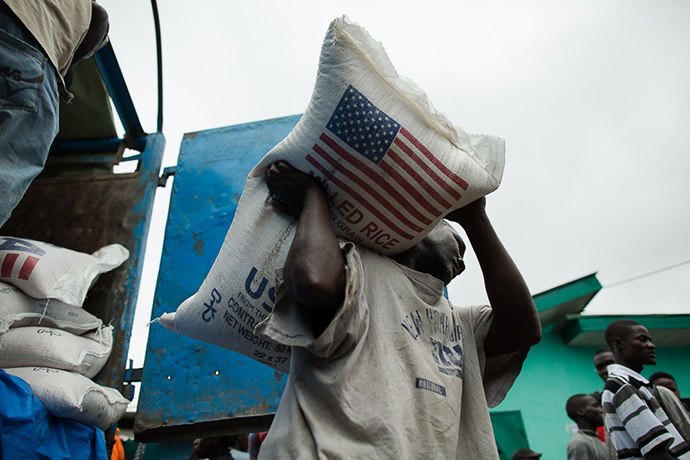 To maintain economic and political stability, it is paramount that Liberians have the basics to survive.