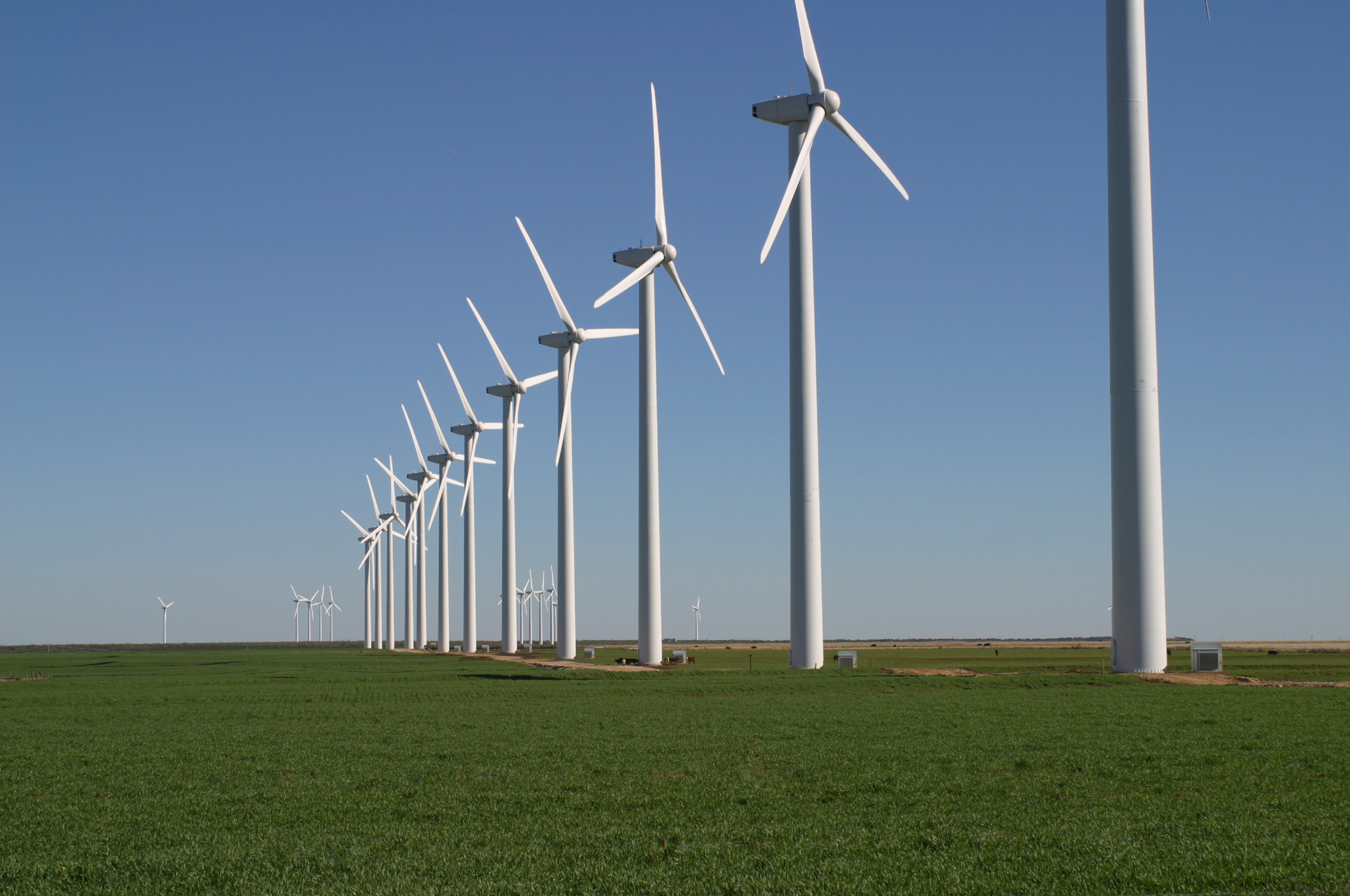 emergence of Wind Power
