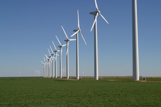 emergence of Wind Power
