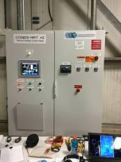 small control panel