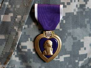 Purple Heart - Getty Images