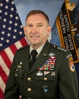 Lt. Gen. P. K. (Ken) Keen, Commander Joint Task Force Haiti