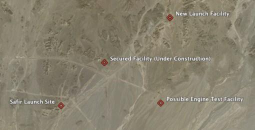 Semnan Missile R&D Complex