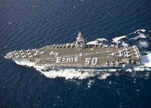 Enterprise celebrates her 50th, November 2011