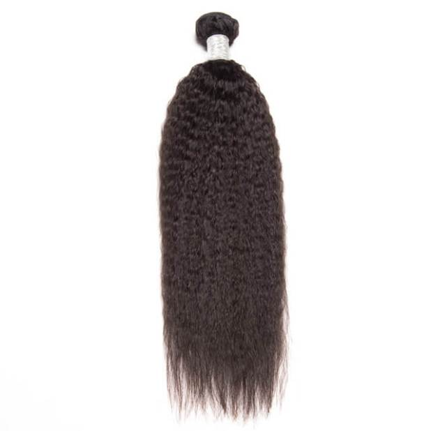 brazilian kinky straight hair extension