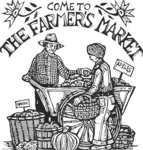 Burlington Farmers Market Logo