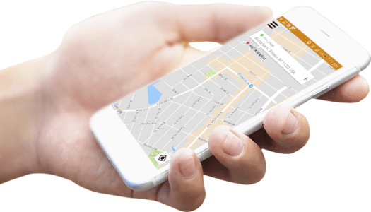 car rental mobile apps
