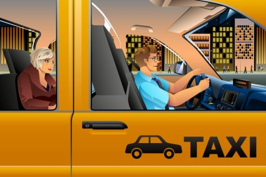 taxi apps like uber