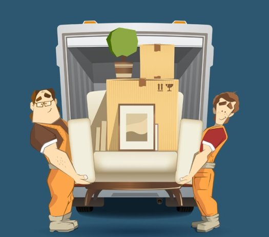 on demand moving app