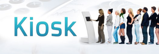 Kiosk application