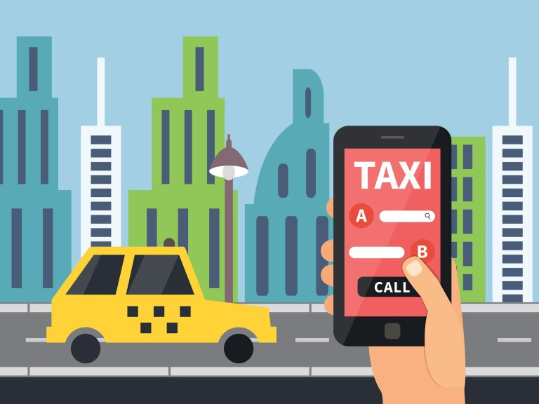 ubiCabs Clone: A Business Tool to Acknowledge for Taxi Services