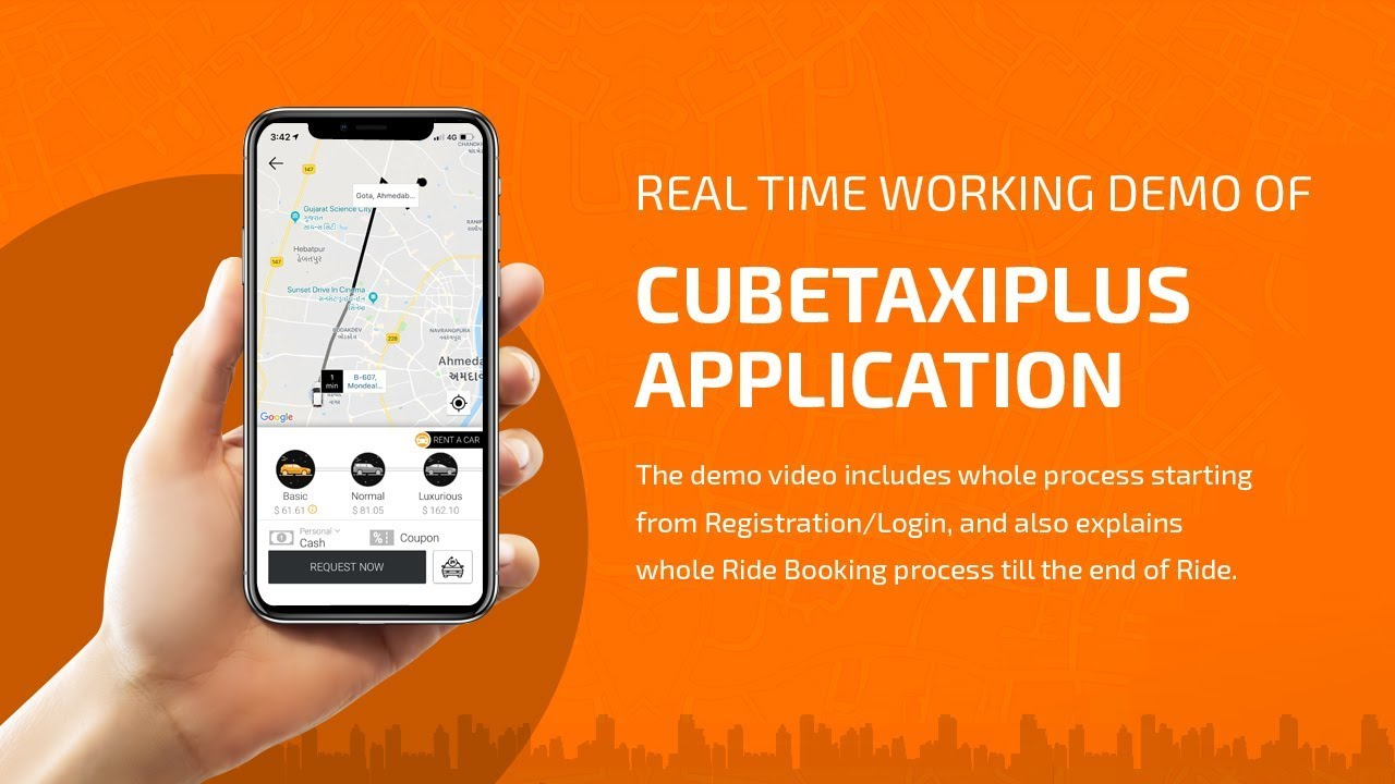Help your customers to make their taxi business successful with uber clone script