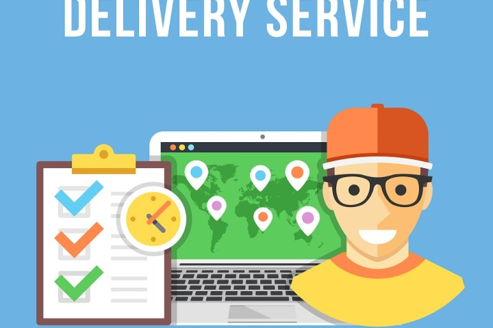 delivery on demand app