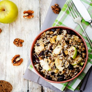 Five Recipes for Quinoa (For People Who Don't Think They Like Quinoa)