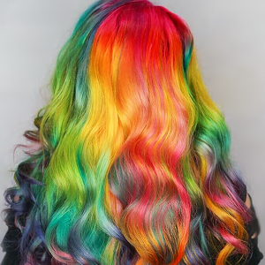The Right Way to Rainbow – Your Multicolored Hair Plan