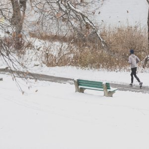How to Stay Active When There's Too Much Snow