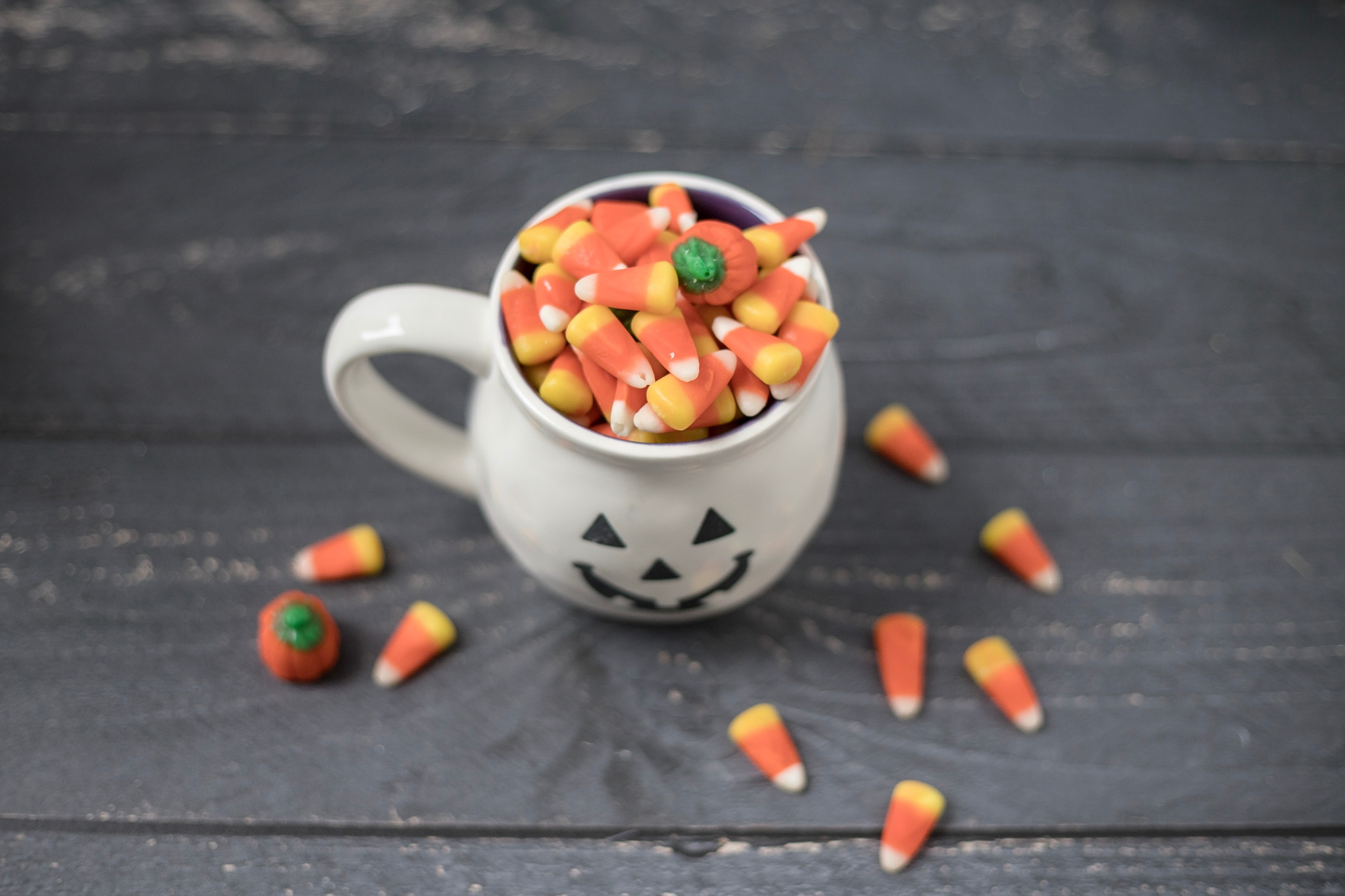 Candy Corn Manicure: A Step-By-Step Tutorial
