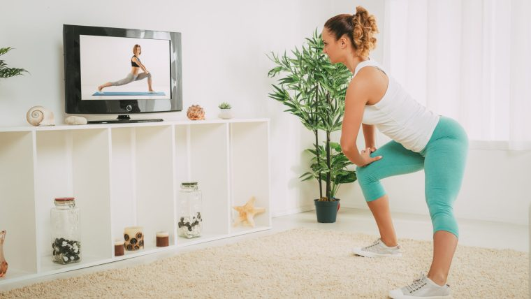 Use Vagaro to help clients get a great workout at home