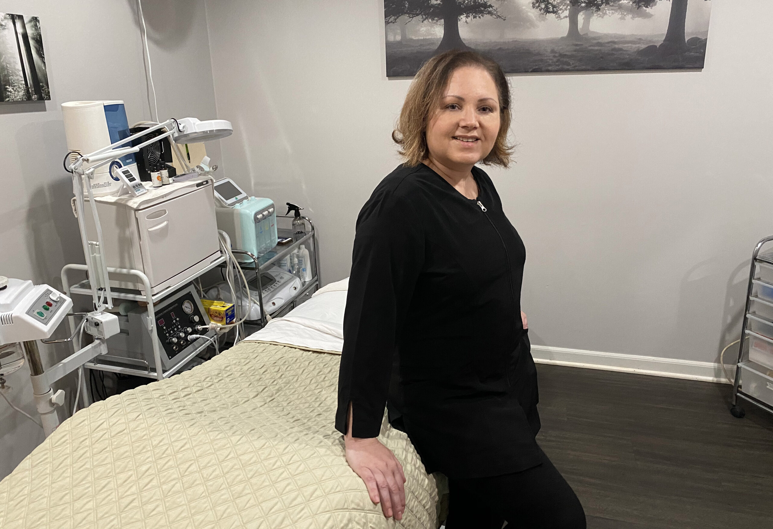 A Conversation with Spa Owner Dee Suarez-Diaz About Reopening