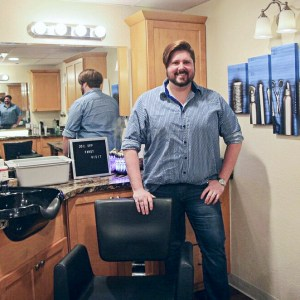 A Conversation with Hairstylist T.J. Rosbeck About Reopening