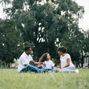 Get Outside and Bond on Family Health and Fitness Day