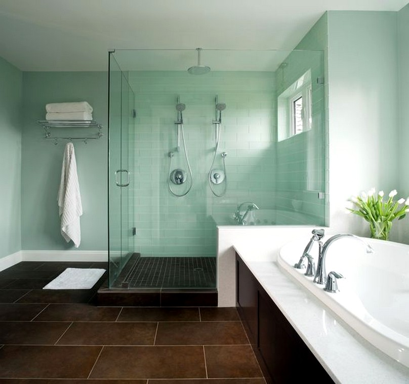 ces couleurs pour salles de bain