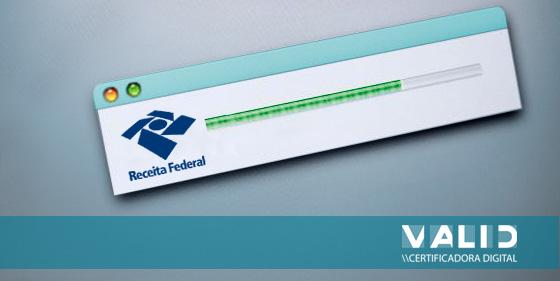 Certificação digital: mais segurança no envio do IR