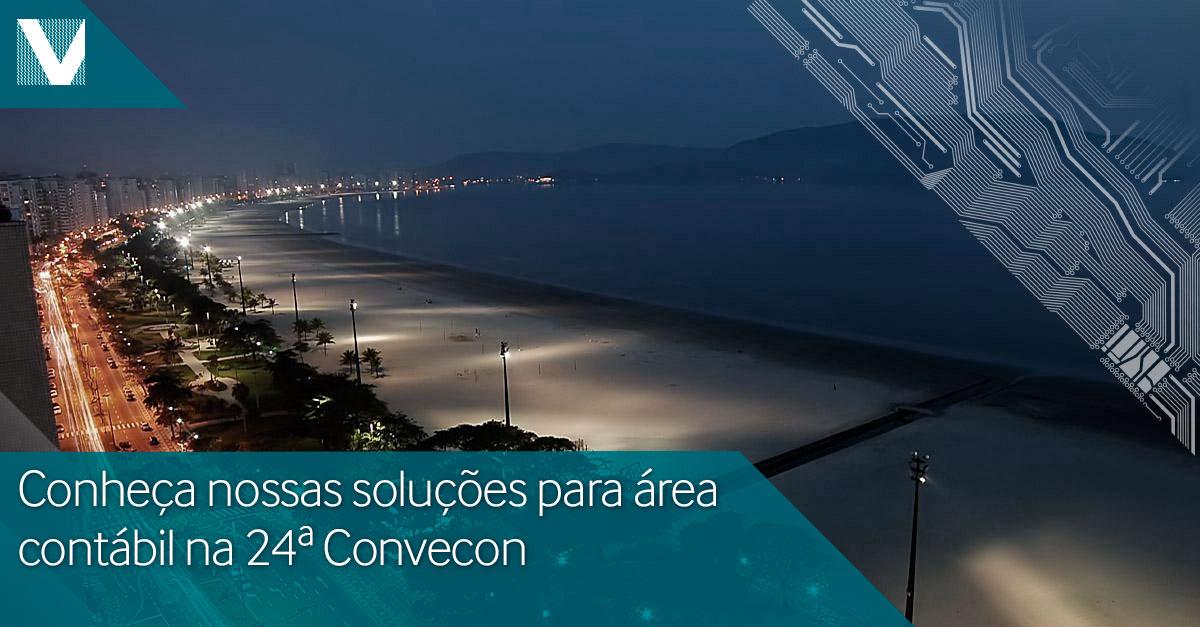 Conheça nossas soluções para área  contábil na 24ª Convecon