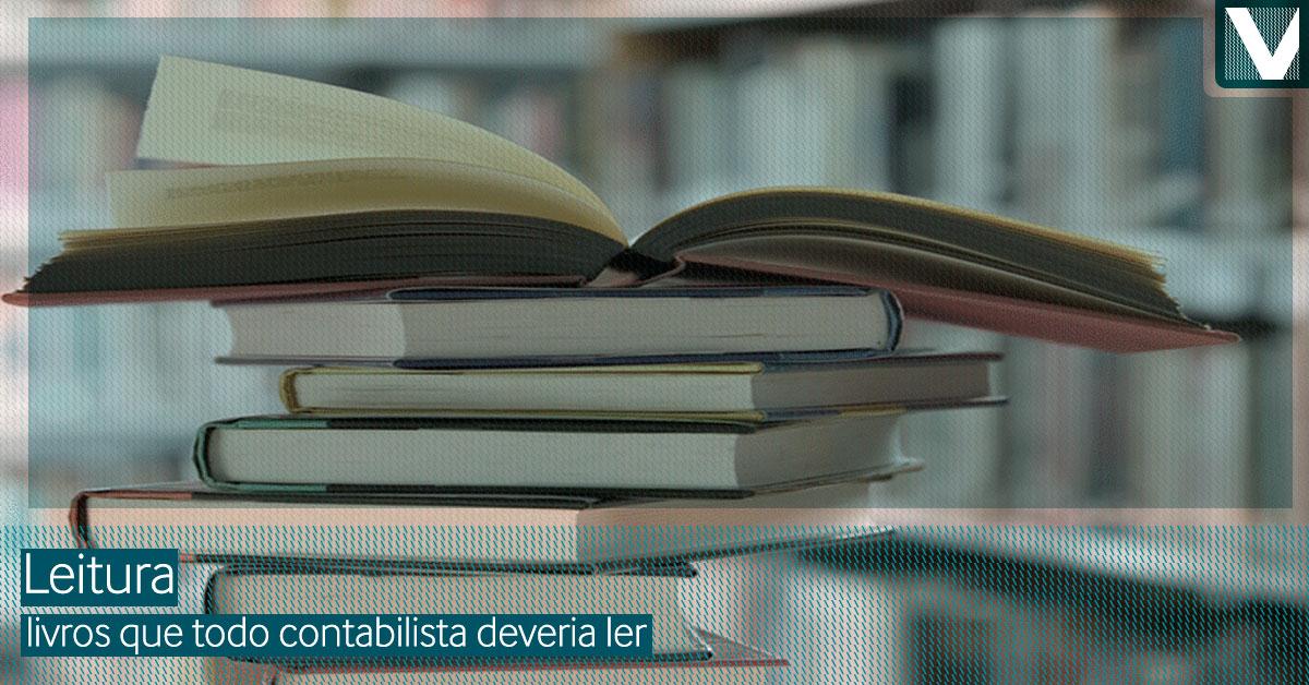 Importantes livros que contabilista deveria ler