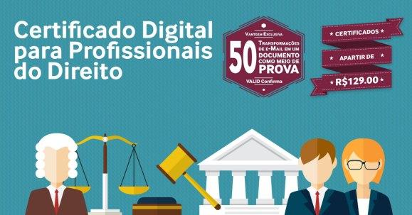 Novo certificado digital será emitido exclusivamente para profissionais de Direito regularmente inscritos na OAB, garantindo assinaturas digitais e validade jurídica para documentos eletrônicos
