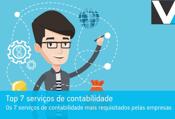 Os 7 serviços de contabilidade mais requisitados pelas empresas