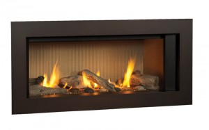 L1 with Driftwood & Bronze Surround