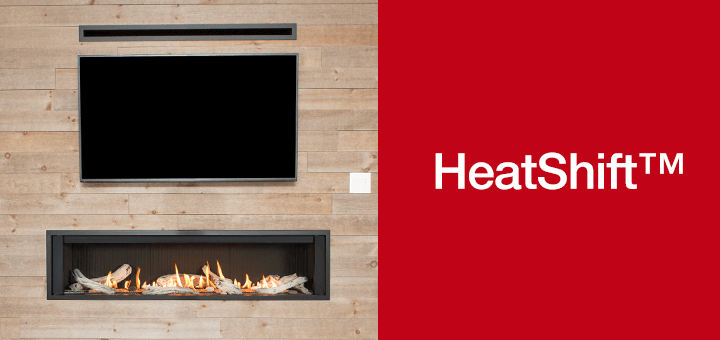 Utilizing HeatShift Technology