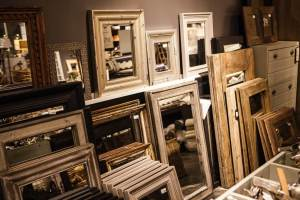 DIY Home Projects Using Picture Frames