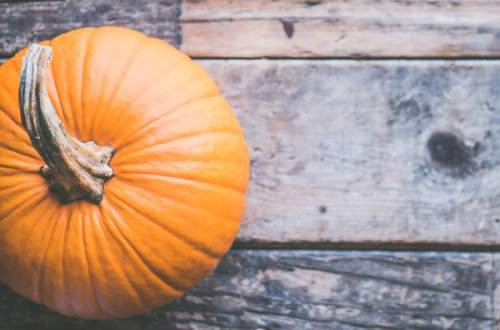 How To Decorate With Pumpkins