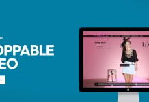 shoppable video