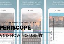 periscope live streaming