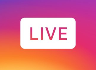 Instagram Live Video